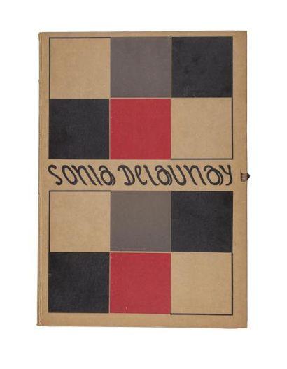 DELAUNAY Sonia, 1885-1979  Ses peintures,...