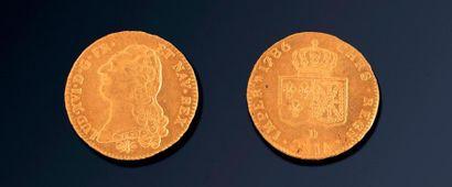 LOUIS XIV (1643-1715)  Louis d'Or à l'écu...