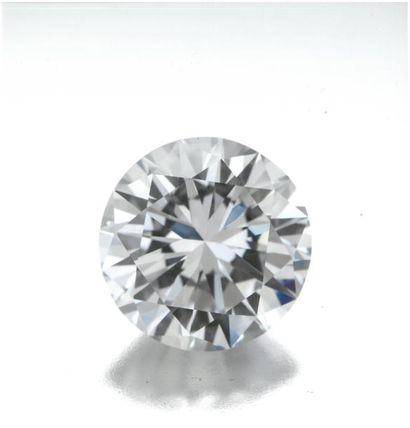 Diamant avec son certificat GIA (16770306)...