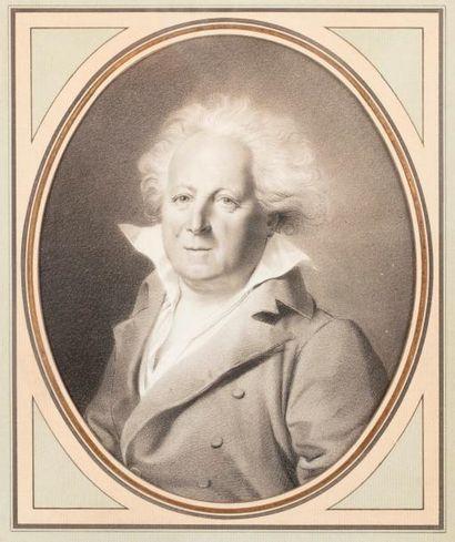BOSSELMAN  Actif entre 1802 et 1819    Portrait...