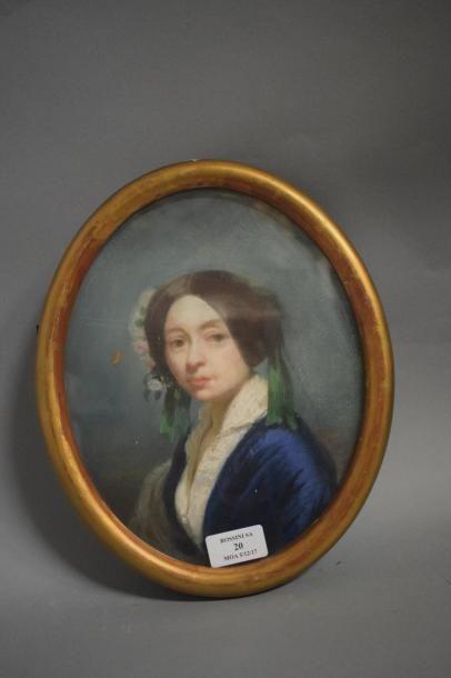 ECOLE FRANCAISE Première Moitié du XIXe siècle...