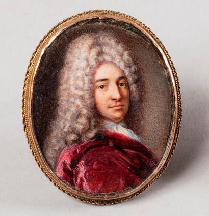 ECOLE FRANCAISE Vers 1700    Portrait de...