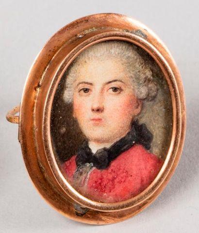 ECOLE FRANCAISE Première Moitié du XVIIIe...