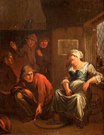 HEEMSKRERK Egbert van ( Haarlem1634-35-Londres170)...