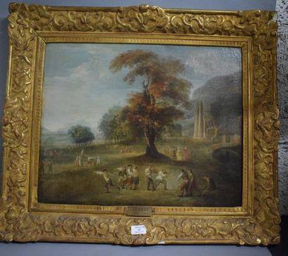 TAUNAY Pierre - Antoine (Entourage de)  1755...