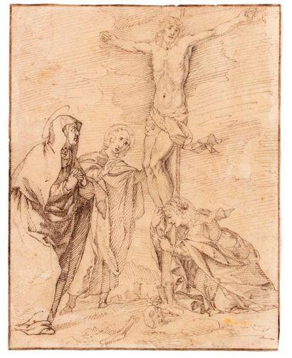 ECOLE ITALIENNE Dernier tiers du XVIe siècle...