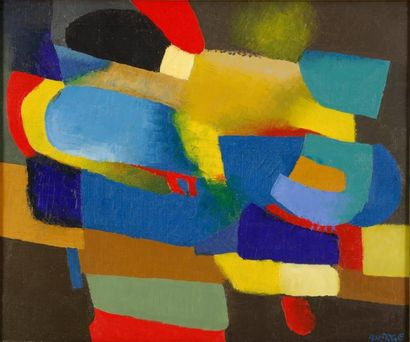 BIERGE Roland, 1922-1991