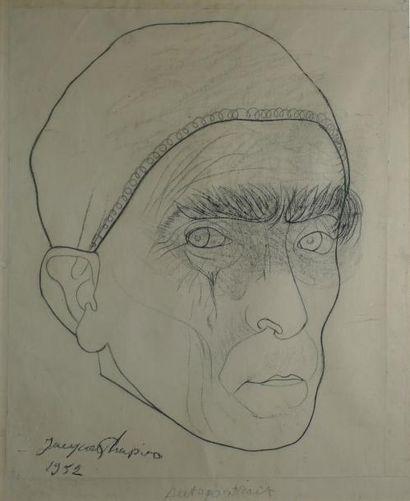 CHAPIRO Jacques, 1887-1972