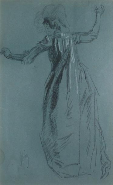 CHÉRET Jules, 1836-1932