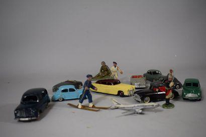 CIJ - DTF - DTA : 9 voitures dont Prairie...