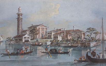 GUARDI Giacomo  Venise 1764 - id. ; 1835...
