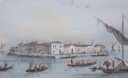 GUARDI Giacomo Venise 1764 - id. ; 1835 1-...