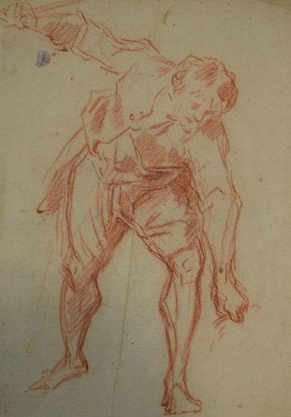 GREUZE Jean-Baptiste (attribué à) Tournus...
