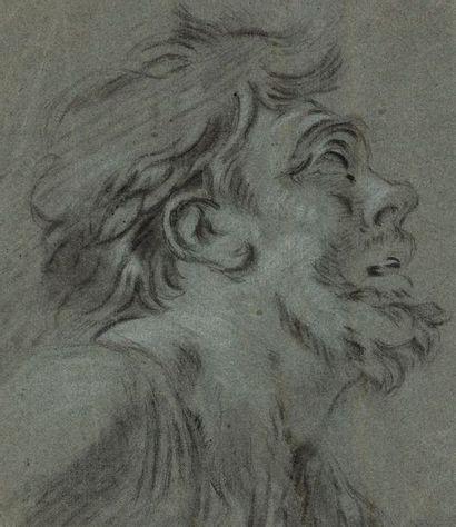 HUET Jean-Baptiste (attribué à)  Paris...