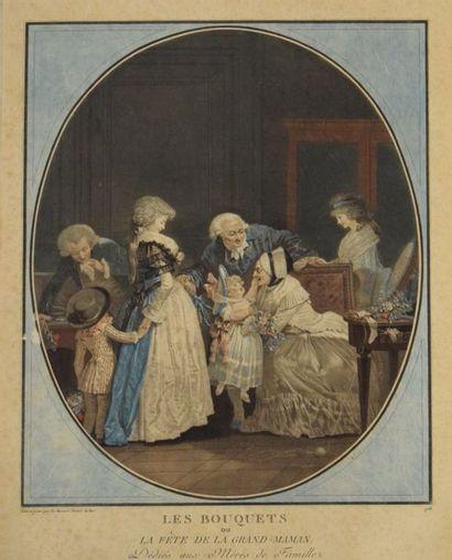 Philibert - Louis DEBUCOURT (1755 - 1832)...