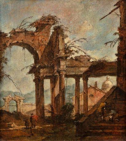 GUARDI Francesco  Venise 1712 - id. ; 1793...