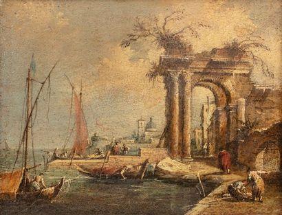 GUARDI Francesco (Suite de)  Venise 1712...