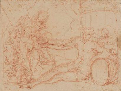 GABBIANI Antonio Domenico (attribué à)  Florence...