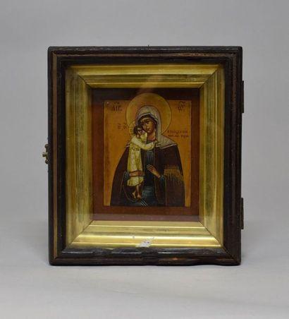 Icône de la Vierge « Mère de Dieu a la recherche...