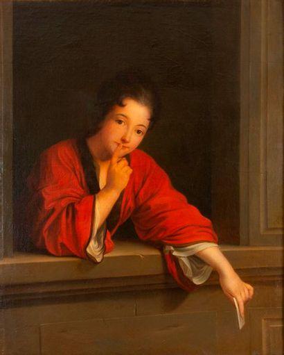 SANTERRE Jean - Baptiste (Ecole de)  Magny...