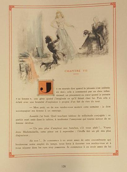 ICART Louis (1888-1950) & CASTEL Thérèse...