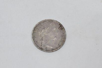 Premier Empire (1804-1814) 5 Francs 1808....