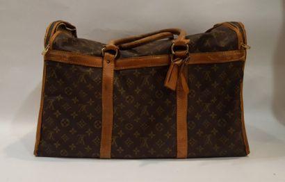 Louis VUITTON  Lot composé de deux sacs