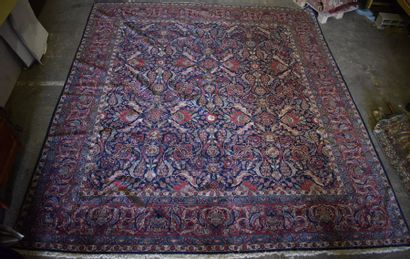 Important et original Kachan, Dabir, Iran,...