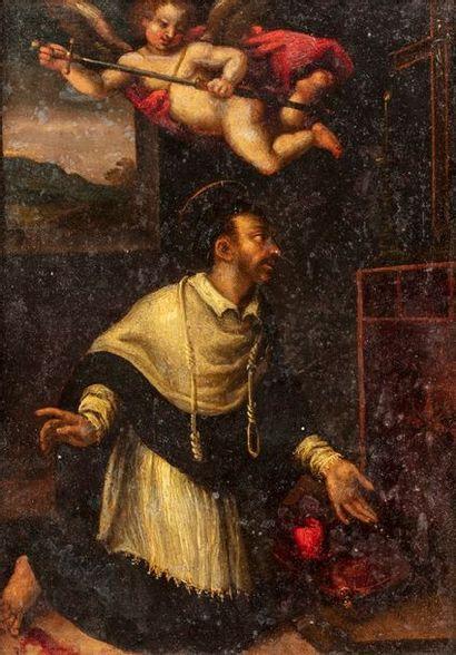 COMMODI Andrea (Ecole de)  Florence 1560...