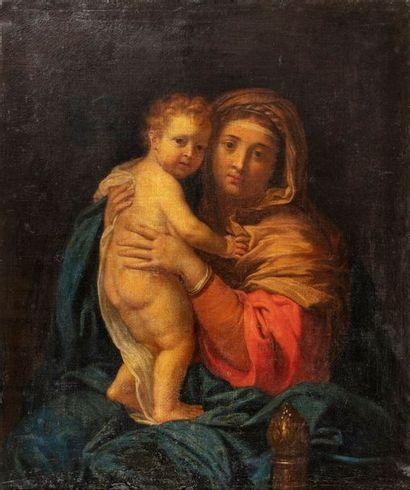 LEBRUN Charles (D'après)  Paris 1619 - 1690...