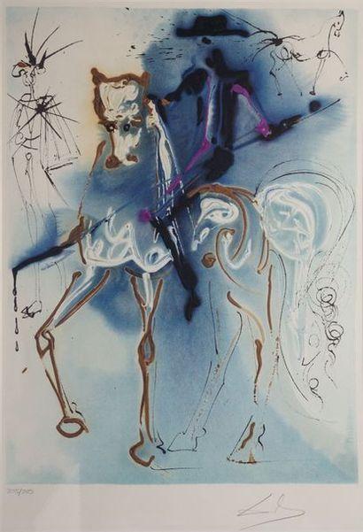 DALI Salvador, 1904-1989  Le Picador, Les...