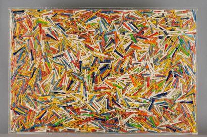 ARMAN Fernandez, 1928-2005  Accumulation...