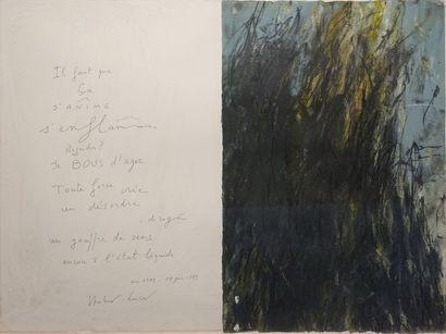 POTAGE Michel, né en 1949 et LUCOT Hubert...