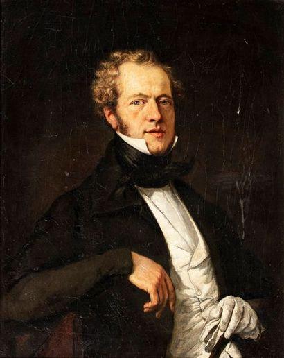 PORTMAN Christiaan Julius L., 1799-1868  Portrait...