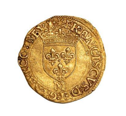 Ecu d'or à la croisette. Toulouse. D.889...