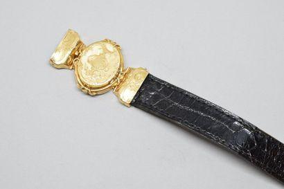 Bracelet à motif central du XIXème siècle...