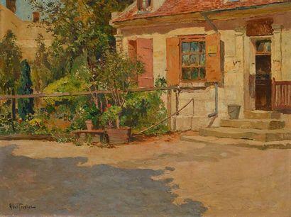 ABEL-TRUCHET, Louis (1857-1918) Sans titre...