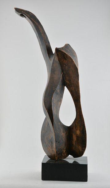 HUET, Jacques (1932-) Sans titre Sculpture...