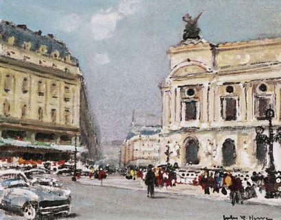 HERVÉ, Jules René (1887-1981)