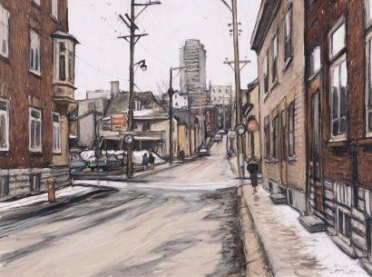 LITTLE, John Geoffrey Caruthers (1928-) Québec,...