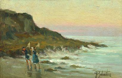 JOHNSTONE, John Young (1887-1930)