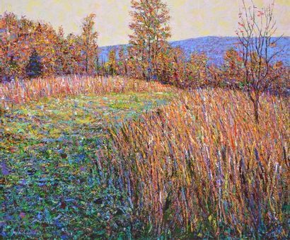 MCINTOSH, Brent (1959-) Untitled Acrylic...
