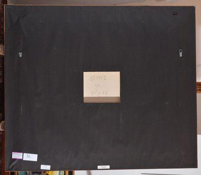 MCINTOSH, Brent (1959-) Sans titre Acrylique sur toile Signée en bas à gauche: McIntosh...