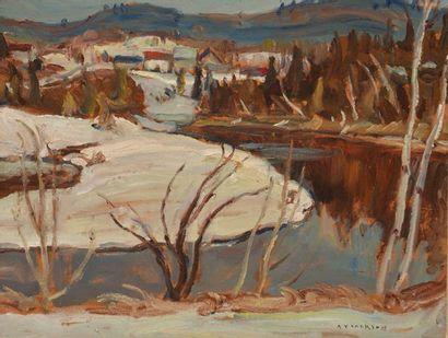 JACKSON, Alexander Young (1882-1974)