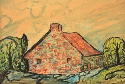 FORTIN, Marc-Aurèle (1888-1970) Canadian...