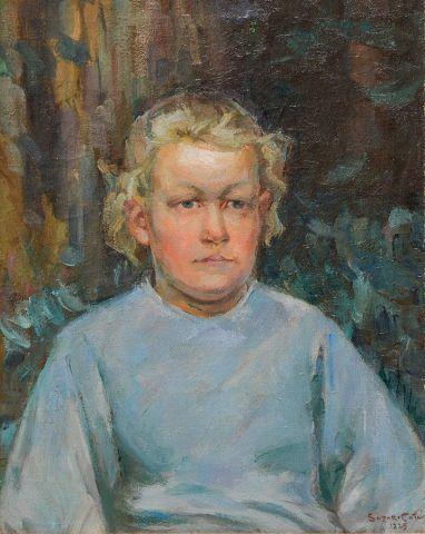 SUZOR-COTÉ, Marc Aurèle de Foy RCA (1869-1937)...