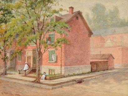 RAPHAEL, William (1833-1914)