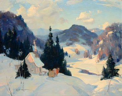 RIORDON, John Eric Benson (1906- 1948)