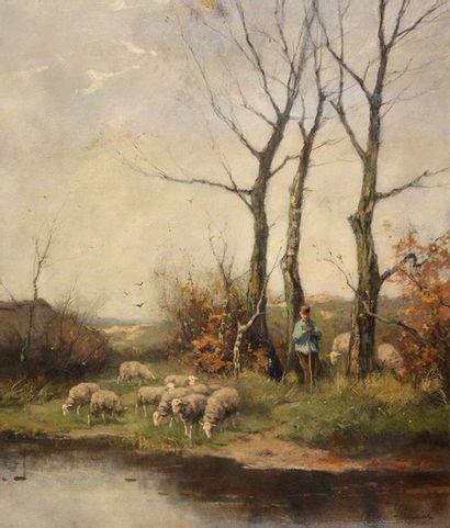 SCHERREWITZ, Johan Frederik Cornelius (1868-1951)...