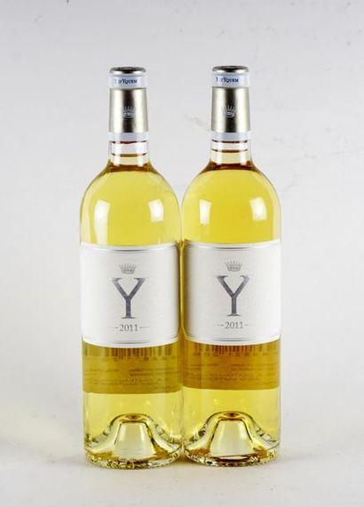 Y de Yquem 2011 Bordeaux Appellation Contrôlée...